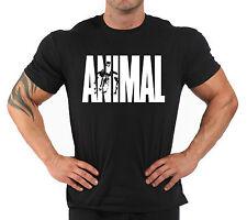 "T-Shirt Bodybuilding Fitness Palestra "" Animal 3 """
