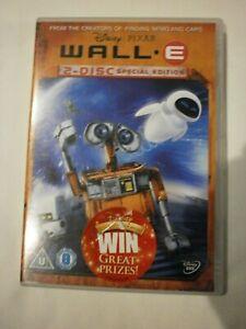 Disney Wall-E 2 disc special edition dvd