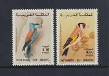 Morocco - 1995, Birds set - MNH - SG 884/5