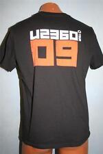 U2 2009 360 Concert Tour T-Shirt Medium Bono The Edge No Line On The Horizon