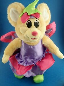 """Soft Toy GULLIVERS WORLD Gilly Rose Approx 12"""" Theme Park Plush Fairy"""