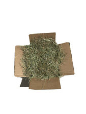 3 Lbs Grass hay Rabbits, chinchillas, Guinea pigs, and other small animals