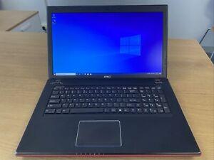"MSI GE70 2OC 17.3"" Full HD i7 Laptop"