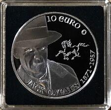 IRELAND - 10 Euro - 2012 - Jack B. Yeats - KM-70 - Proof Silver Coin