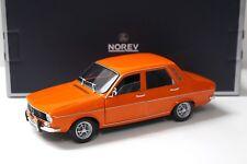 1:18 Norev Renault 12 TS 1973 orange NEW bei PREMIUM-MODELCARS