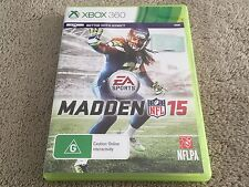 Madden NFL 15 (Microsoft Xbox 360, 2014)