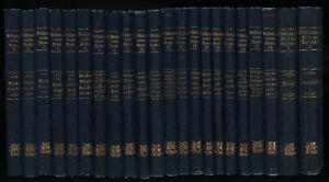Franz Grillparzer: Grillparzers sämtliche Werke (um 1900). 20 Bände.