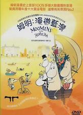 Moomins on the Riviera DVD Xavier Picard Hanna Hemila Cartoon NEW Region 3