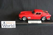 MG Model Plus Ferrari 250 GT LWB TdF 1:18 red (PJBB)