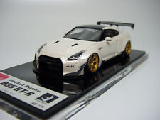1/43 Make Up RB002A1 Rocket Bunny R35 GT-R Pearl White  Miniwerks