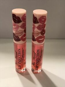 Too Faced LIP INJECTION Extreme Lip Injection - BUBBLEGUM YUM- .10 oz / 4g