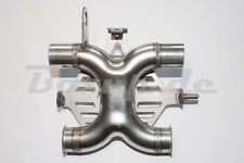 Katalysator Ersatz X Pipe Triumph,T100 LC, T120, Thruxton R, Thruxton S, B