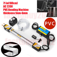 "Hot Heating Bender Acrylic Plastic PVC Bending Machine Heater 220v 71""inch 180cm"