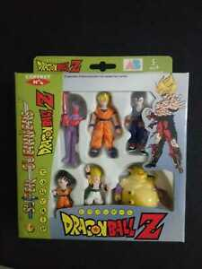 Super Guerriers DRAGON BALL Z AB TOYS COFFRET nº 4 New Sealed