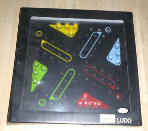 LUDO Black Classics, das Brettspiel, NEU