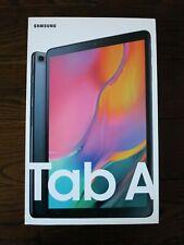 "New Sealed Samsung Galaxy Tab A (2019) 10.1"" 32GB Wi-Fi Tablet SM-T510 - Black"