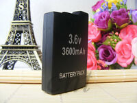 3.6v 3600mAh Battery for Sony PSP 1000 Fat 1003 1004 Rechargeable Battery