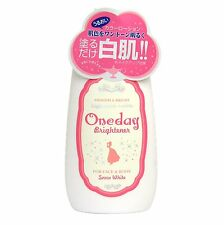One Day Brightener 120mL for Face and Body Snow White Bright Light Color Lotion
