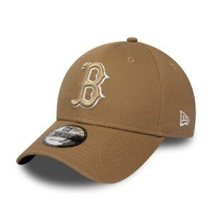Boston Red Sox MLB New Era Khaki 9FORTY Snapback Cap | New w/Tags | Top Quality