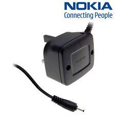 100% Genuine Nokia 2600 3250 3720 5500 6110 6500 6760 8800 AC-3X Mains Charger