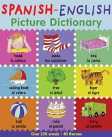 Spanish-English Picture Dictionary (First Bilingual Picture Dictionaries) by Cat