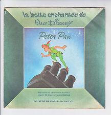 LA BOITE ENCHANTEE N°3 Vinyle 45T SP PETER PAN  Walt Disney  DISNEYLAND 35 A 3