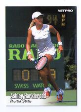 2003 Ashley Harkleroad rookie tennis trading card Playboy RC R (R)