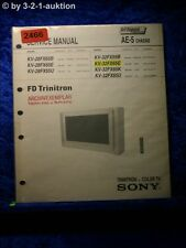 Sony Service Manual KV 28FX65B /E /U / 32FX65E / K (#2466)