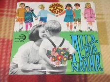"""ALLA MIA MAMMA / DIAMOCI LA MANO Edizioni Paoline F-CV 45.8 LP 7"""""""
