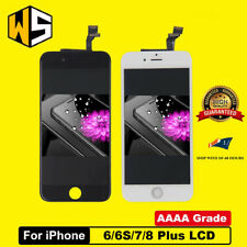 For iPhone 4 5 6 7 8 S,Plus LCD Display Digitizer Screen Assembly Replacement