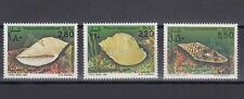 TIMBRE STAMP  3  SOMALIE Y&T#305-07 COQUILLAGE SHELL NEUF**/MNH-MINT 1984 ~B28