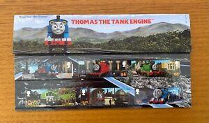 GB Presentation Pack - Thomas the Tank Engine inc. Mini Stamp Sheet + 6 Stamps