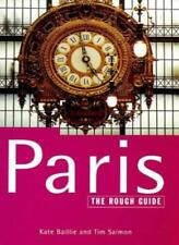 The Rough Guide to Paris,Kate Baillie; Tim Salmon;