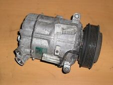 VAUXHALL VECTRA C DTI AIR CONDITIONING PUMP COMPRESSOR - 13140505