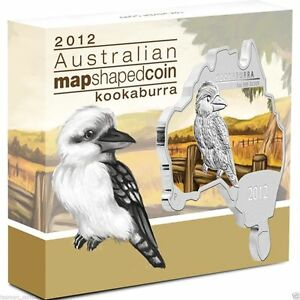 Australia - 2012  - KOOKABURRA 1oz Silver Coin