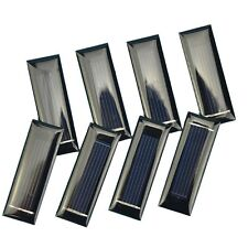 10Pcs Mini Solar Panel New 0.5V 100mA Solar Cells Photovoltaic panels NEW