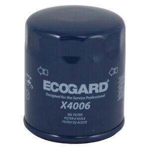 Engine Premium Oil Filter Ecogard X4006 car truck