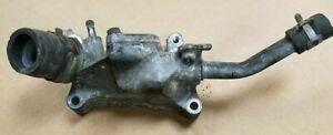 06-11 HONDA CIVIC SI K20Z3 Engine Water Coolant Outlet NECK EGR PASSAGE RBC head