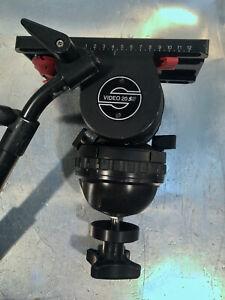 SACHTLER Video 20SB Speed Balance Fluid Stativkopf 100mm Halbschale