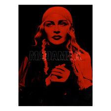 Madonna – Madame X Tour Program — NUEVO