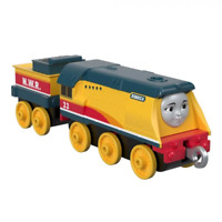 Thomas The Tank Engine Trackmaster Push Along Rebecca