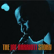 JOE HARRIOTT - THE JOE HARRIOTT STORY 4 CD NEW