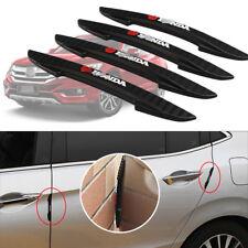 For Honda Crosstour Car Side Door Edge Guard Bumper Trim Protector Stickers 4pcs