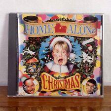 RARE Home Alone Christmas OST Soundtrack CD Album 1993 Fox Records playgraded M-