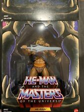 MOTUC Filmation He-Man 2.0 Masters of the Universe He-Man