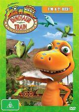 Dinosaur Train I'm A T.Rex! (DVD, 2011) 6 episodes Region 4 PAL G