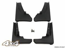 For Nissan X-Trail 2008 - 2013 Mud Flaps Mud Guards set of 4 front and rear