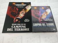 Camping del terrore (Dvd + Libro Sceneggiatura Originale Esclusiva Home Movies)