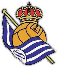 "Real Sociedad FC Spain Football Soccer Car Bumper Window Sticker Decal 4""X5"""