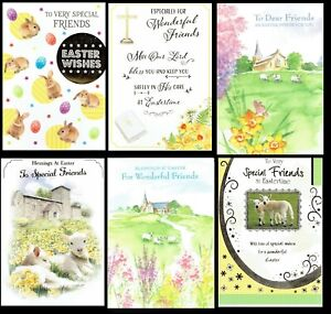 FRIENDS Quality EASTER CARD ~ Great Selection To Choose From